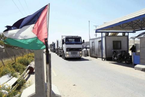 أبو لبن: الاحتلال يَمنع تصدير منتجات الضفة الزراعية دون غزة